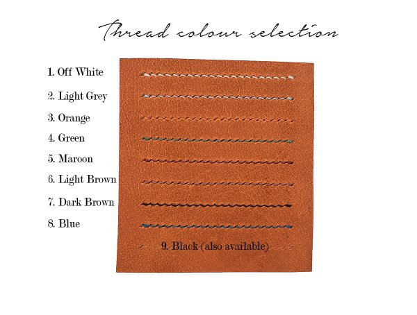 thread colour options