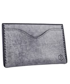 cardholder navy leather