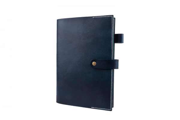 leather book A5