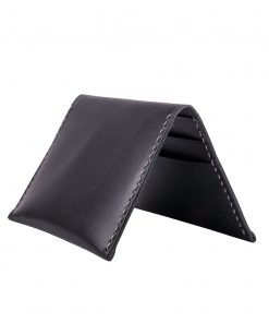 6 slots card holder (black)