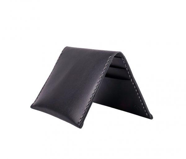 6 slots card holder (black)