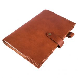 Leather Notebook (brown)