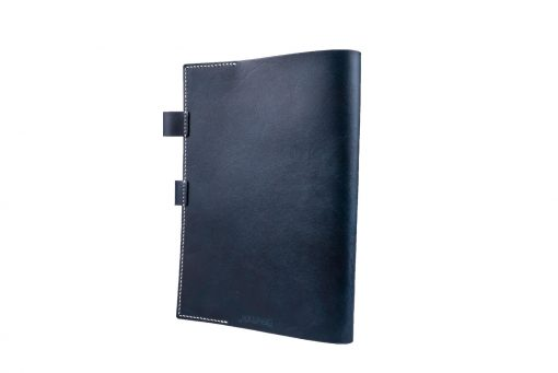 Leather Notebook (navy)
