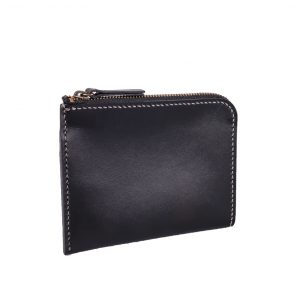 Zip wallet (black)