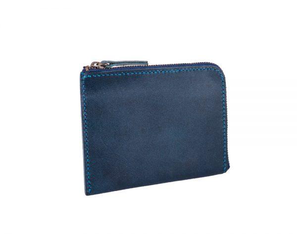 Zip wallet (navy)